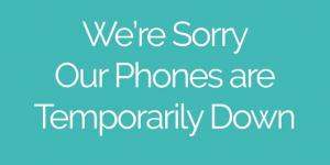 Alert: Our Office Phones Are Down